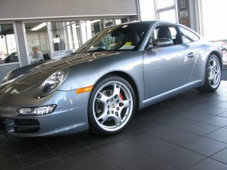 2006 Porsche 911 Carrera S Coupe 2 - Door 3.  8l photo