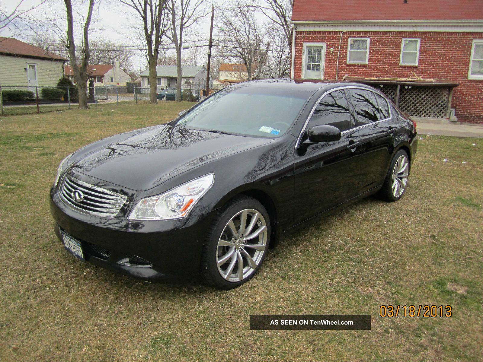 2008 infiniti g35 x sedan 4 door 3 5l. Black Bedroom Furniture Sets. Home Design Ideas