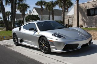 2008 Ferrari 430 Scuderia Coupe photo