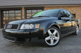 2003 Audi A4 Quattro Base Sedan 4 - Door 1.  8l,  5spd Manual photo