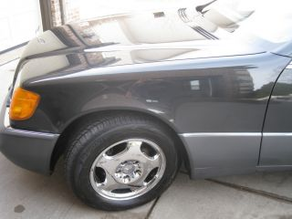 1992 Mercedes - Benz 600sel photo