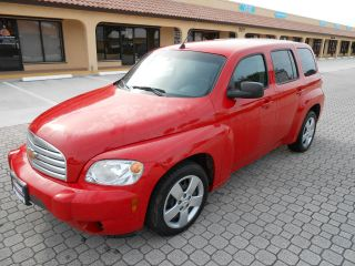 2011 Chevrolet Hhr Ls Wagon 4 - Door 2.  2l photo