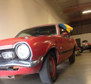 1971 Ford Maverick Grabber (rare) photo