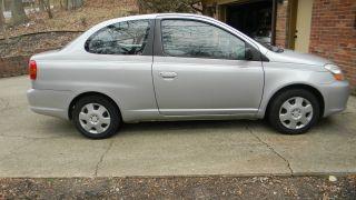 2003 Toyota Echo Base Sedan 2 - Door 1.  5l photo