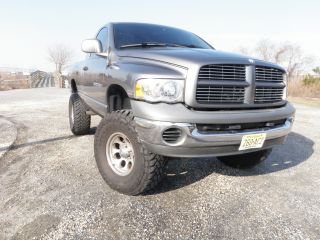 Lifted 2005 Dodge Ram 1500 Hemi Sport Standard Cab Pickup 2 - Door 5.  7l photo