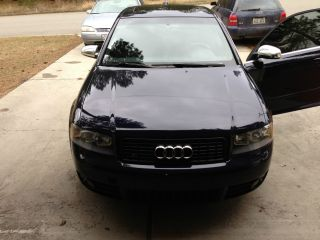 2004 Audi S4 Base Sedan 4 - Door 4.  2l photo