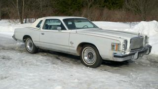 1979 Chrysler Cordoba Florida Car photo