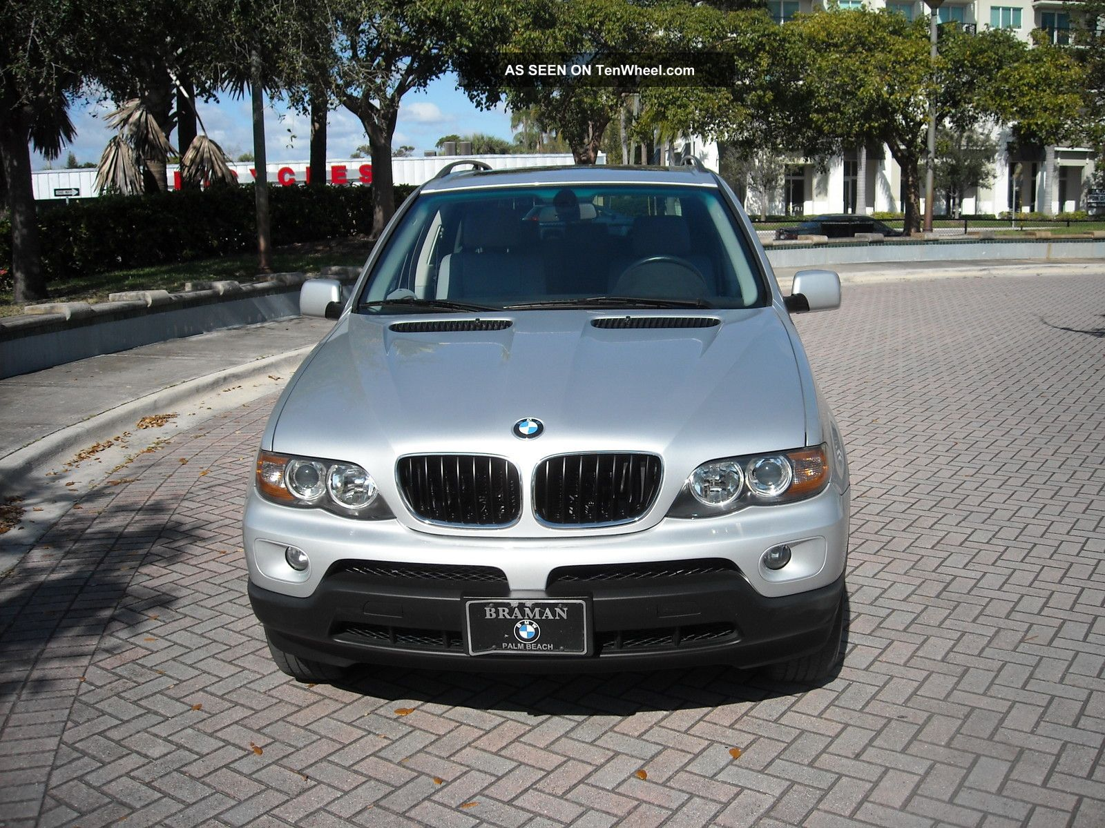 2005 bmw x5 3 0i sport utility 4 door 3 0l awd fla truck. Black Bedroom Furniture Sets. Home Design Ideas