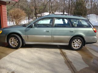 2003 Subaru Outback Limited Wagon photo