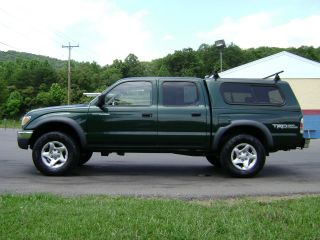 2001 Toyota Tacoma Double Cab 4x4 Sr5 V6 photo