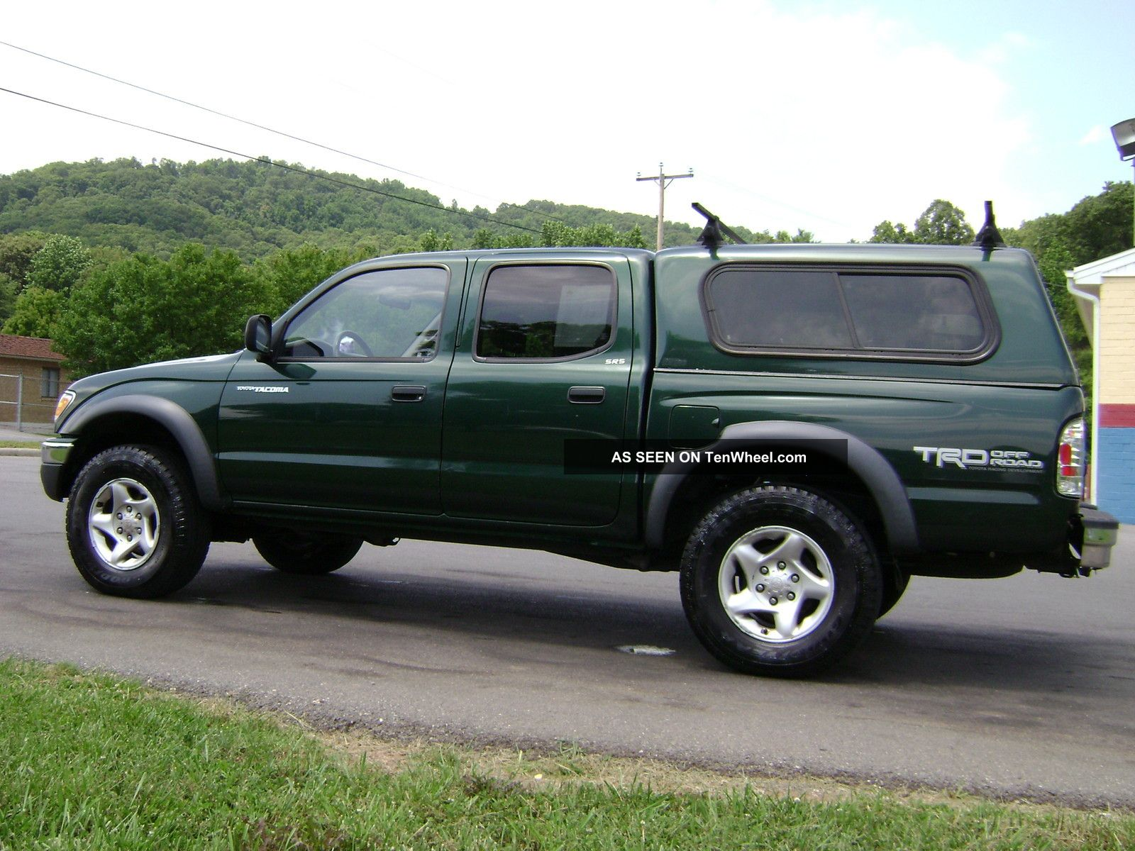 2001 toyota tacoma double cab 4x4 sr5 v6. Black Bedroom Furniture Sets. Home Design Ideas