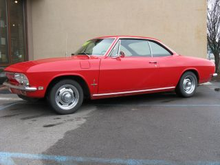 1968 Chevrolet Corvair Monza Coupe photo