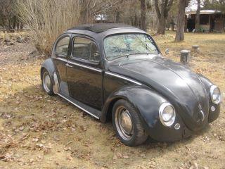 1962 Volkswagon Rag Top Bug - Vw photo