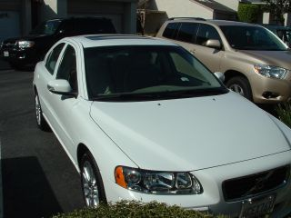 2008 Volvo S60 2.  5t Sedan 4 - Door 2.  5l Turbo photo