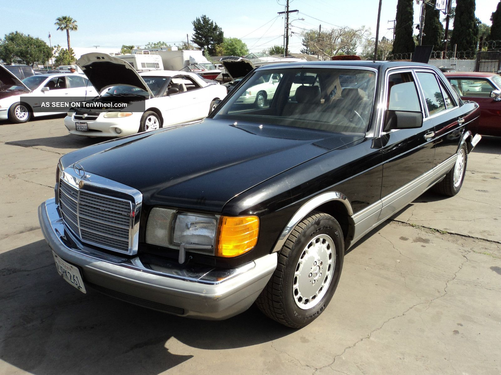 1988 mercedes 300se for 1988 mercedes benz 300se