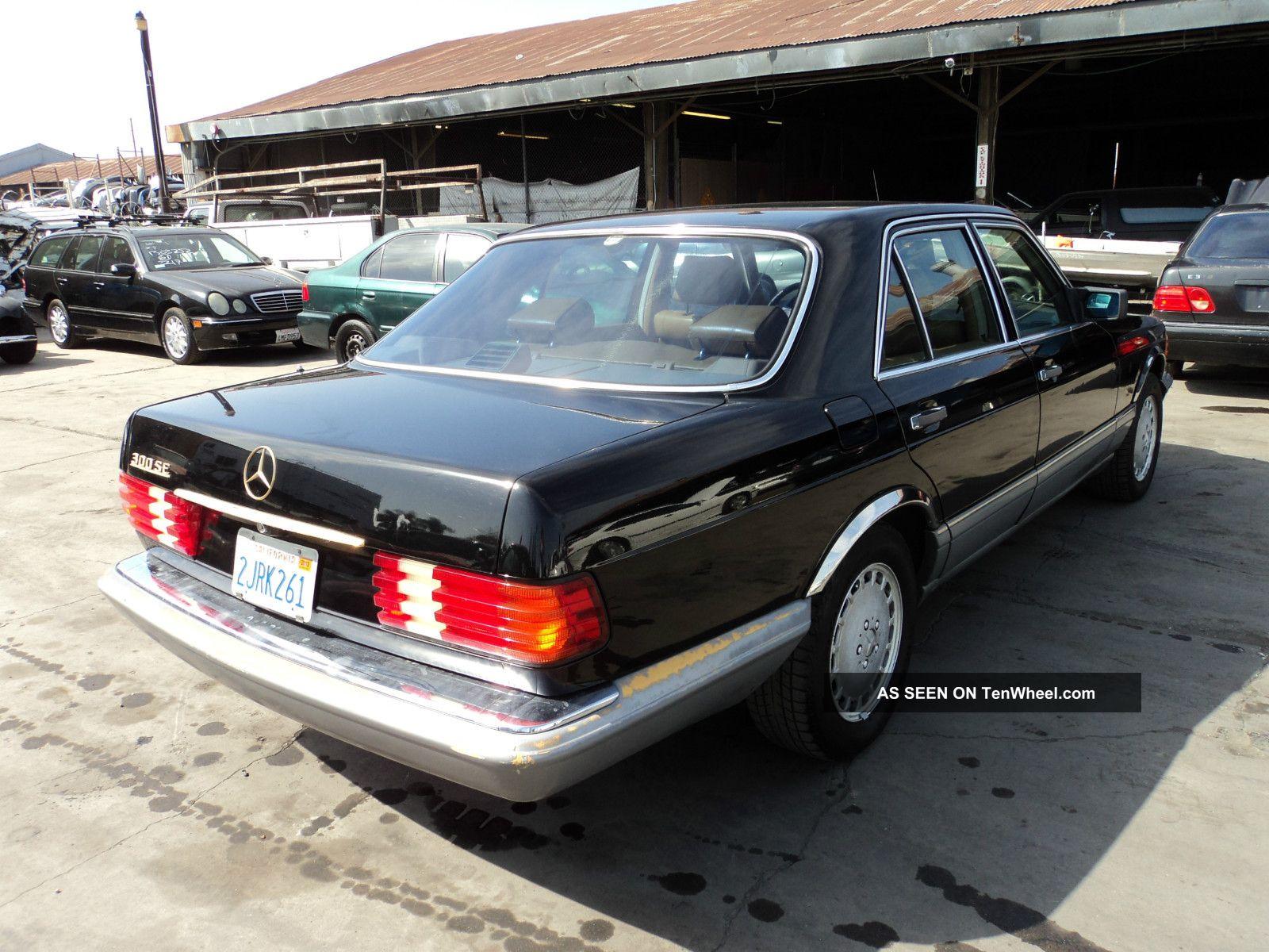 Mercedes Se Lgw