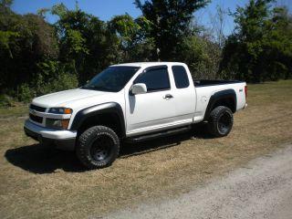 2010 Chevrolet Colorado 4wd 4x4 photo