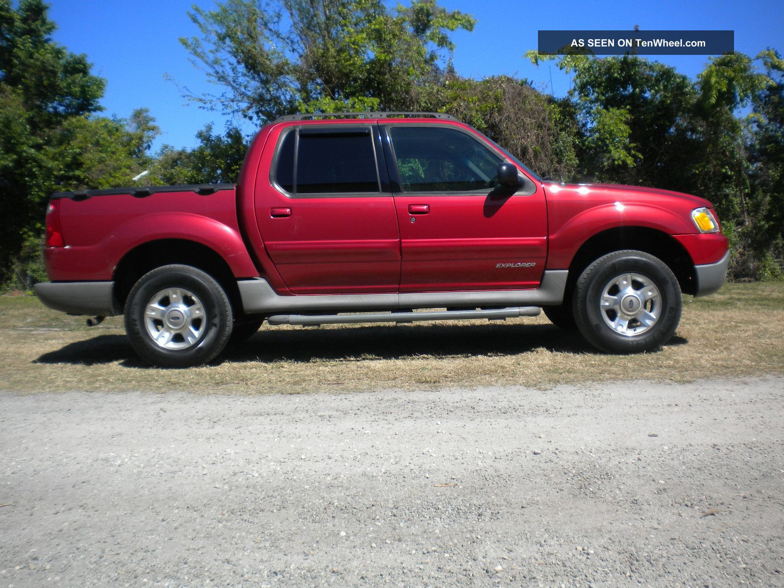 2001 ford explorer sport trac 4x4 4wd explorer sport trac photo 4. Cars Review. Best American Auto & Cars Review