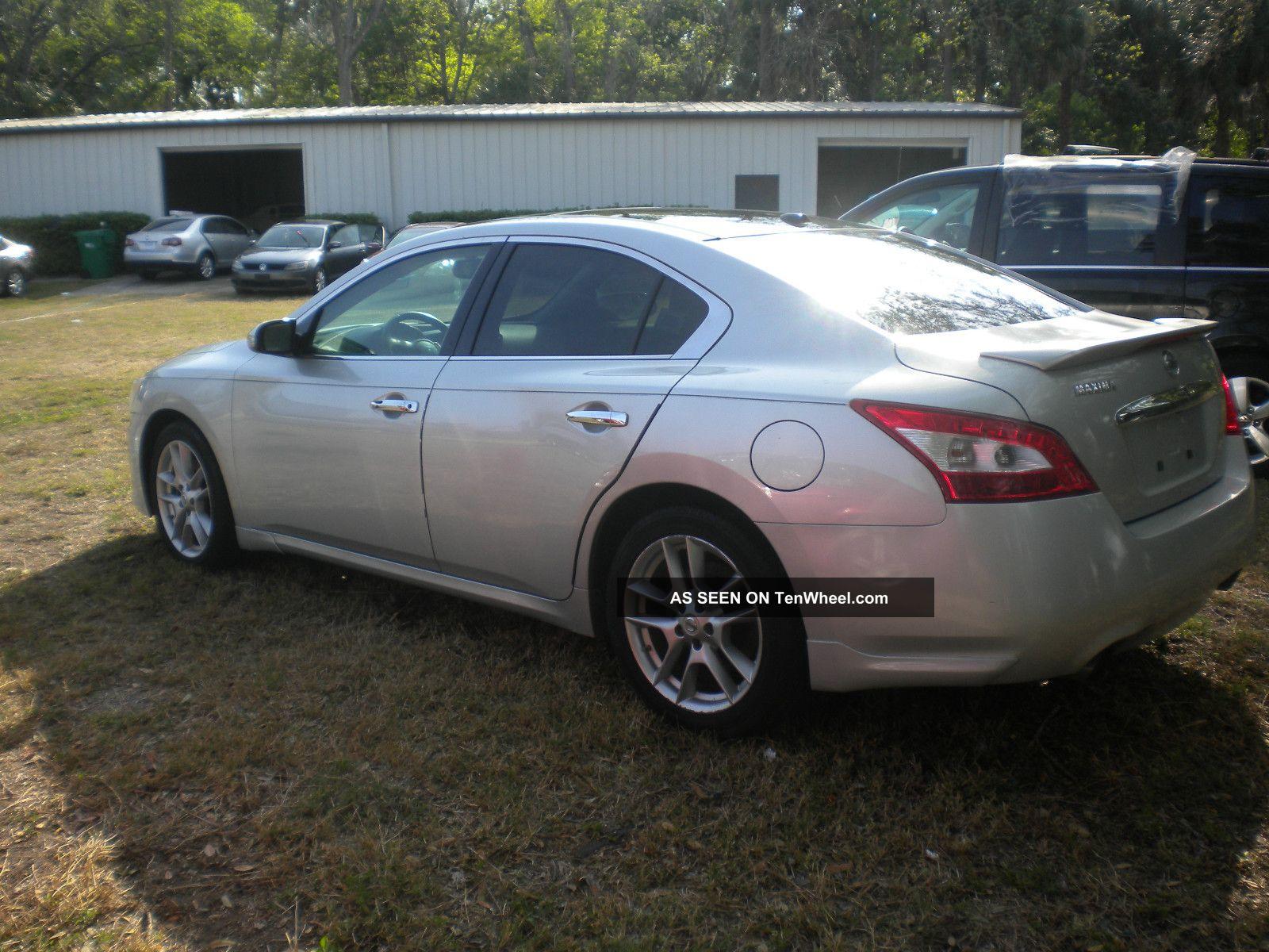 2010 Nissan Maxima Pro...