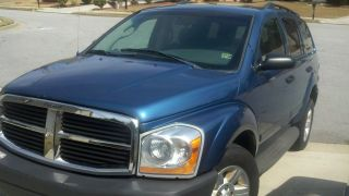 2004 Dodge Durango St Sport Utility 4 - Door 4.  7l photo