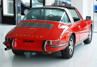 1969 Porsche 911e Targa 911 911t 911s Longhood Short Wheelbase photo