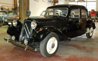 1957 Citroen Traction Avant Ii Normale - By Well Known Citroen Enthusiast photo