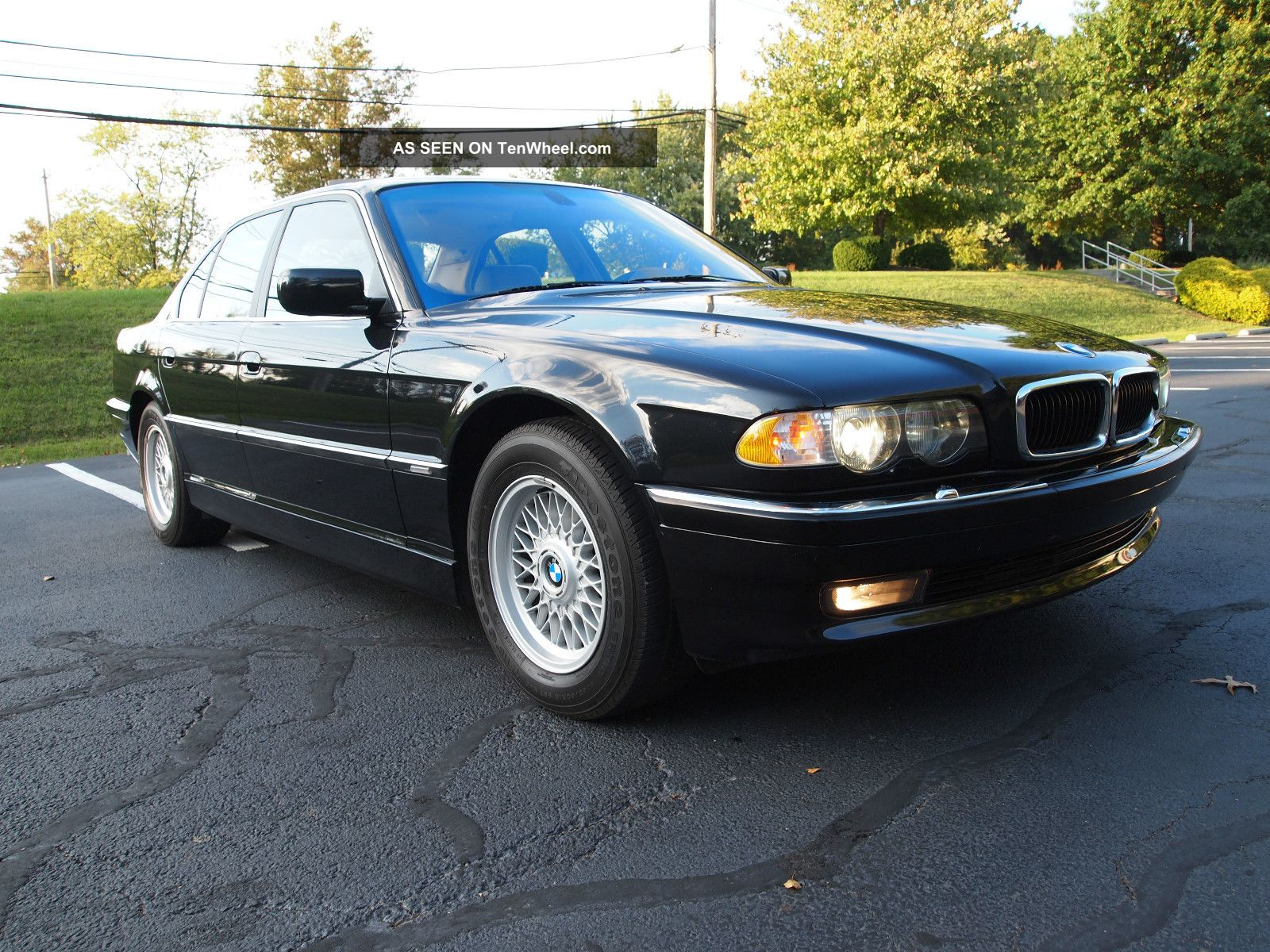 2001 Bmw 740 I With In 7-Series photo