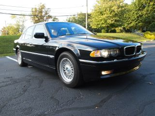 2001 Bmw 740 I With In photo