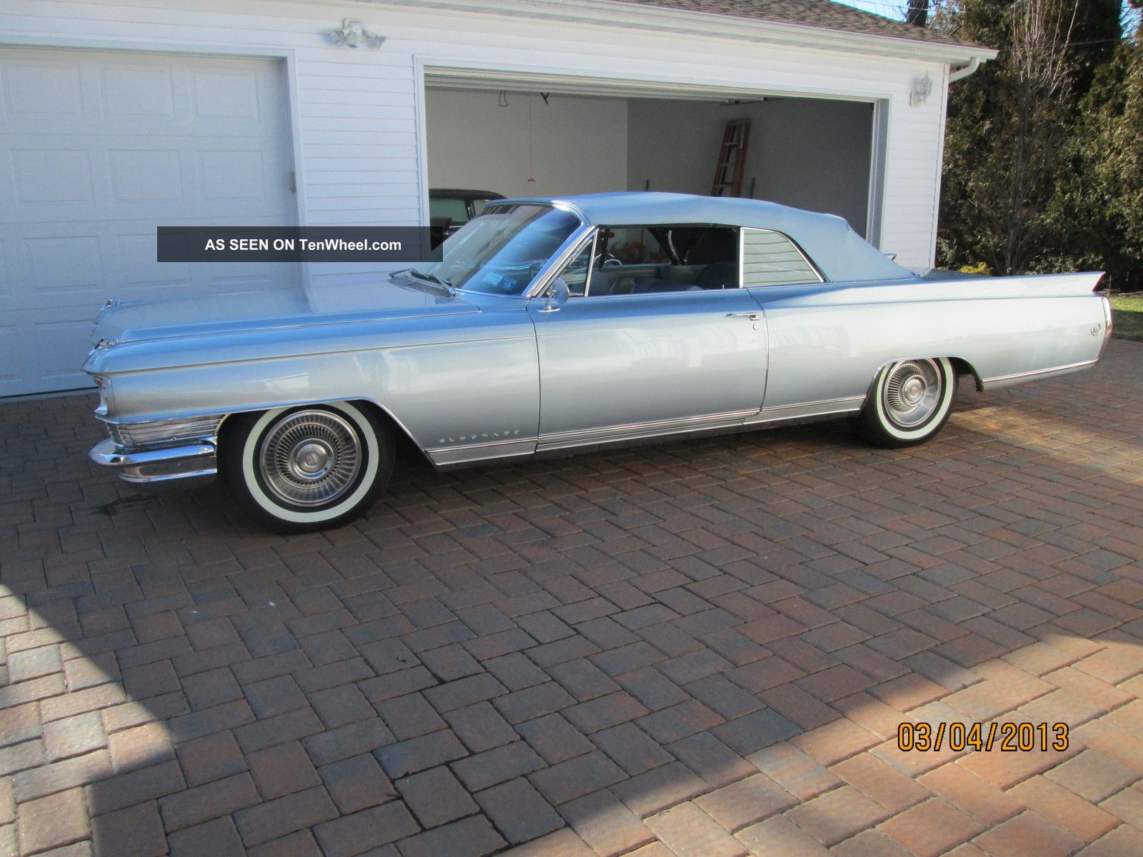 1964 Eldorado Convertible With Rare Bucket Seats Eldorado photo