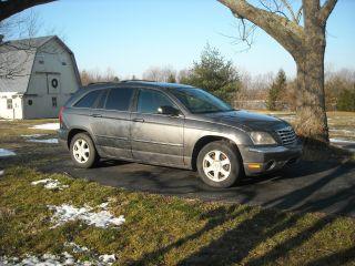 2004 Chrysler Pacifica Touring Sport Utility 4 - Door 3.  5l Awd Broken Timing Belt photo