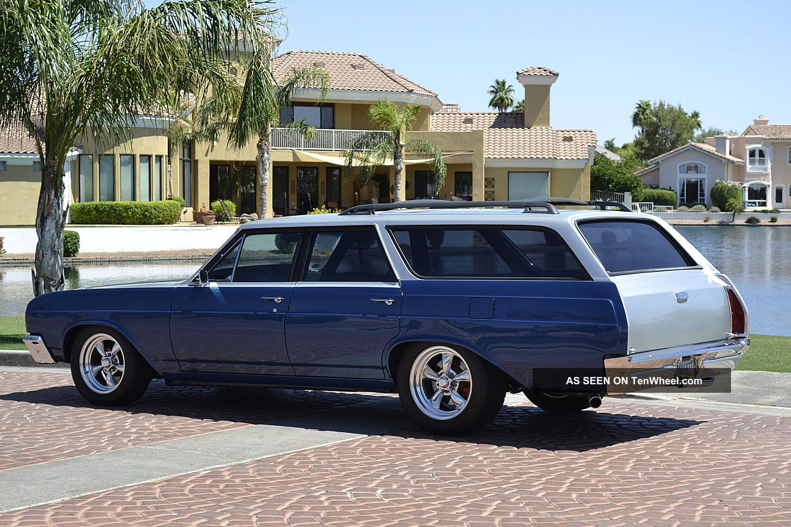 1965 Buick Station Wagon Custom Street Rod Completely Refinished 1,  000 Mile Ago Other photo