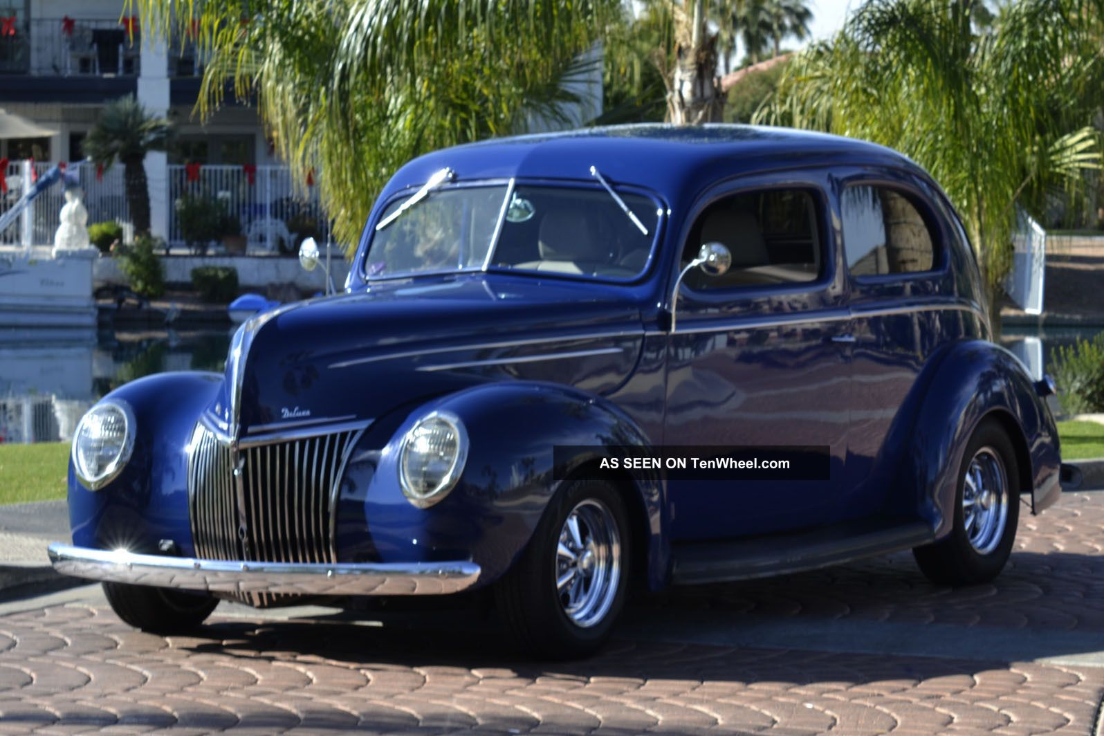 1940 ford deluxe 2 door sedan street rod 1940 ford deluxe for 1940 ford deluxe two door business coupe