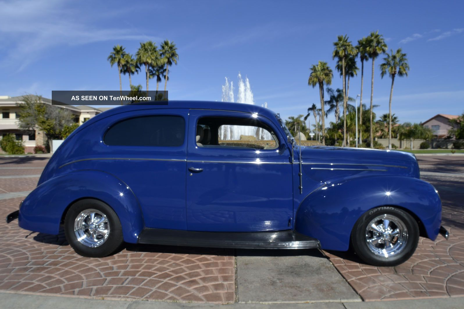 1939 ford deluxe 2 door sedan retro street hot rod show car for 1939 ford 2 door sedan for sale