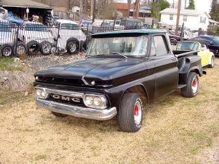 1965 Gmc Stepside Pickup Truck photo
