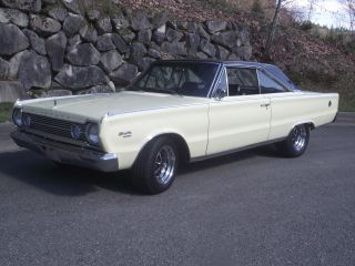 1966 Plymouth Satellite Sport Big Block photo
