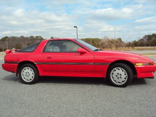 Very 1988 Toyota Supra Sport Roof Runs 100% No Issues photo