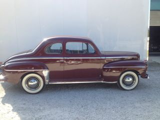 1948 Ford 2 - Door 5 - Window Coupe photo