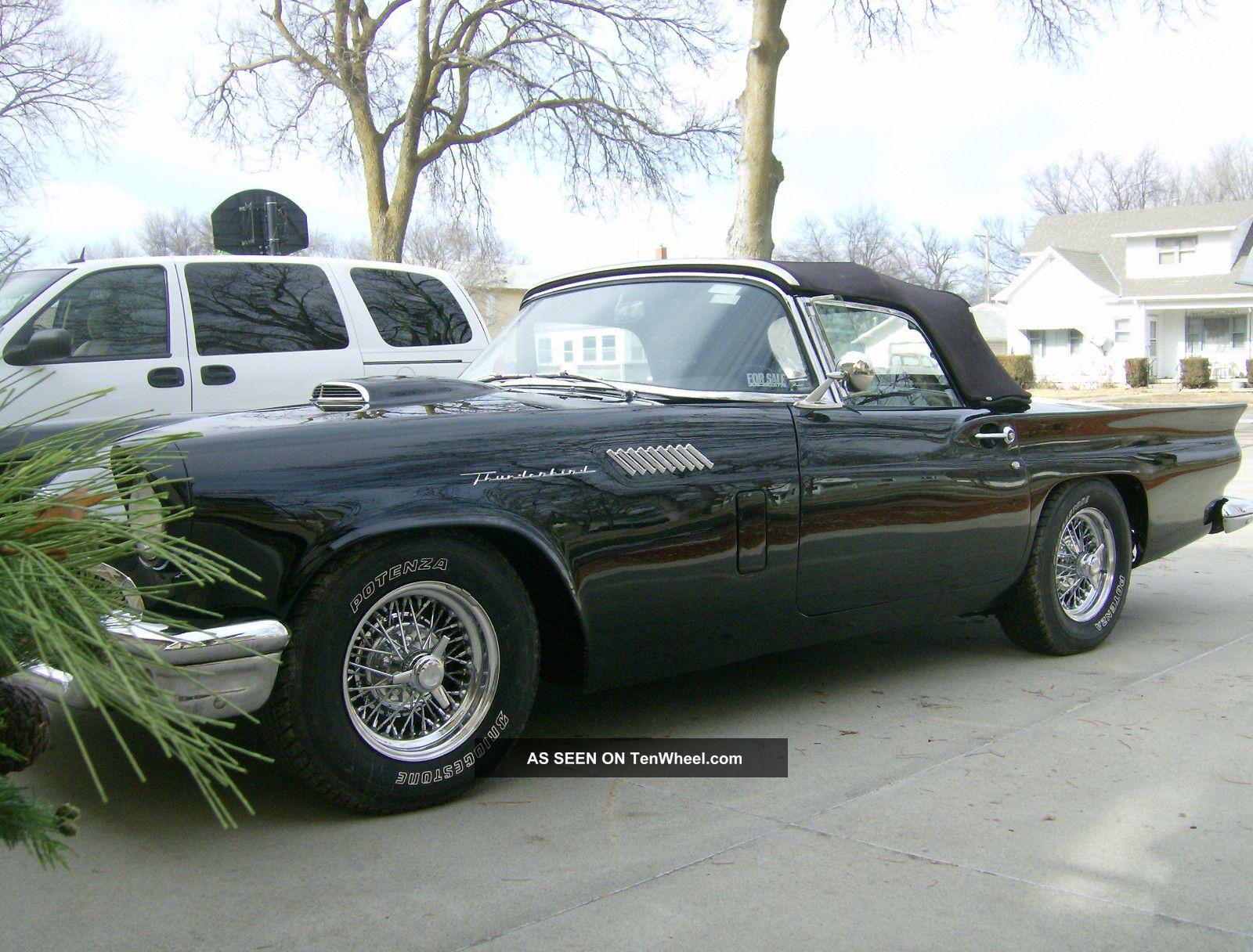 1957 Ford Thunderbird Thunderbird photo