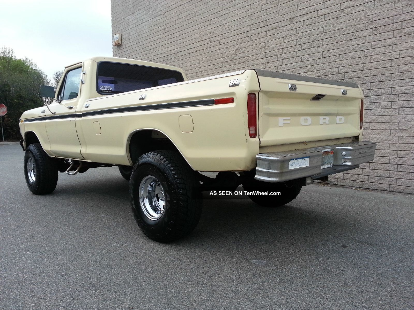 1979 Ford F 150 4x4 Craigslistcom | Autos Post