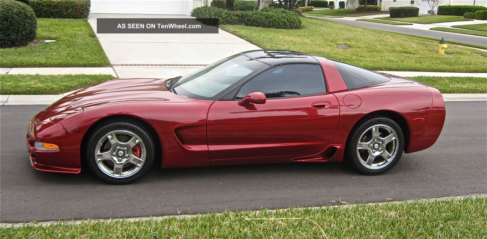 Volkswagen Gti Vr6 Specs >> 1997 Chevrolet Corvette C5