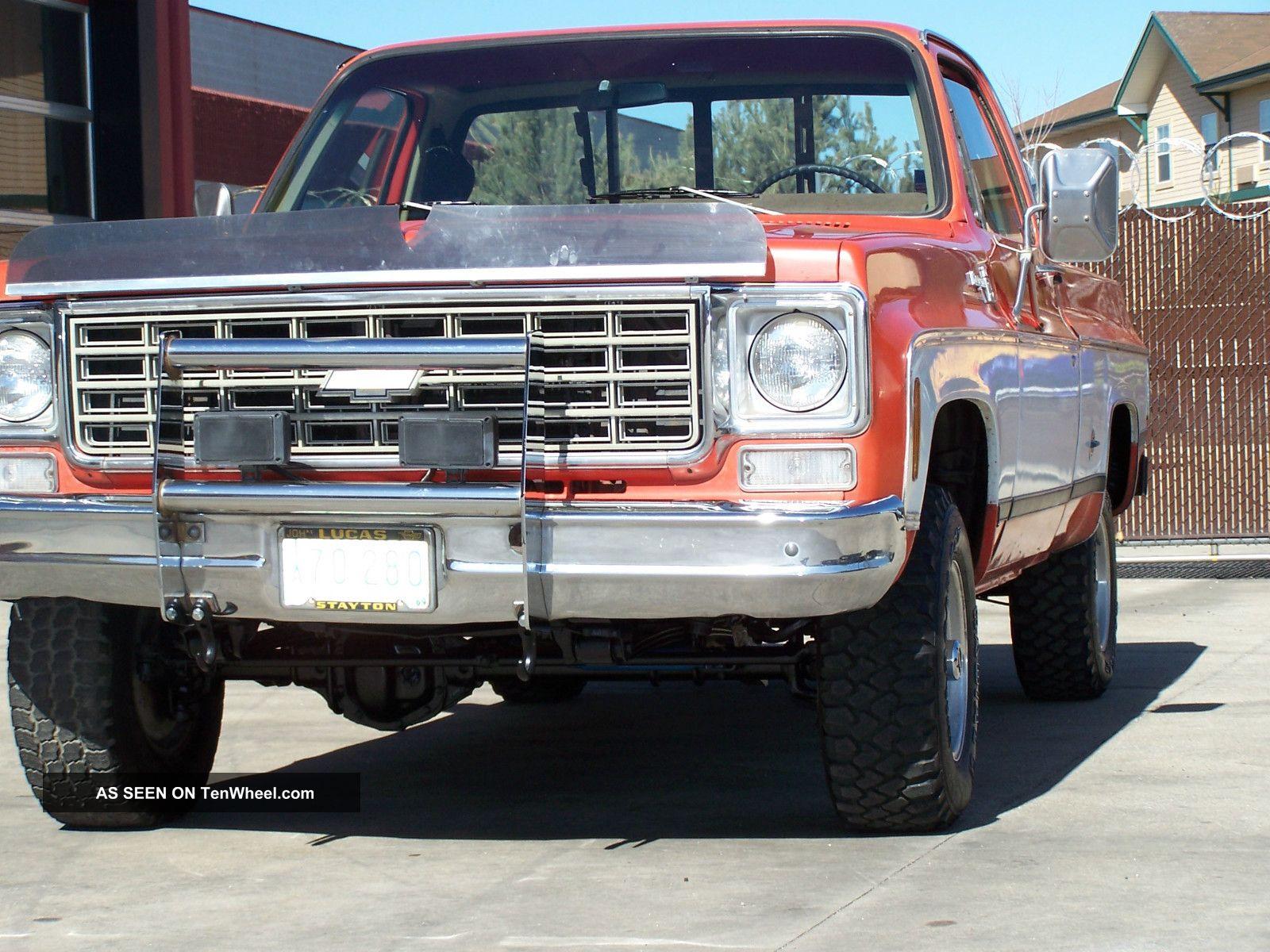1976 Chevy 3 4 Ton 4x4 Craigslist Scottsdale 20 Truck Free