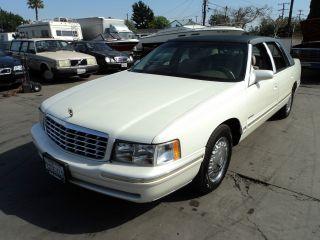 1998 Cadillac Deville D ' Elegance Sedan 4 - Door 4.  6l, photo