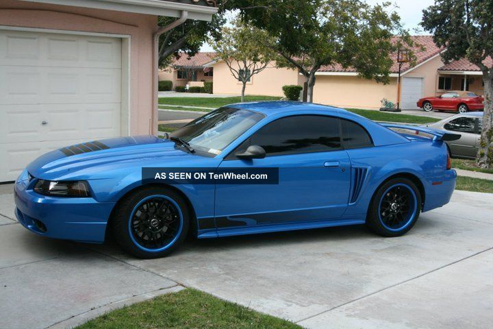 2000 Steeda Ford Gt Supercharged Mustang