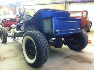 1923 Ford T Bucket,  Hot Rod,  Street,  Rat,  Project photo