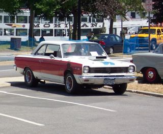 1969 Amc Rambler Sc / Rambler Scrambler photo