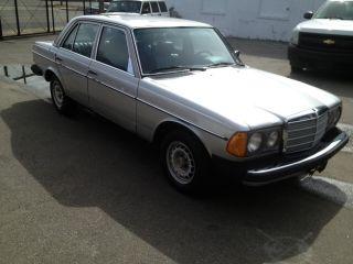 1982 300d Turbo Diesel photo