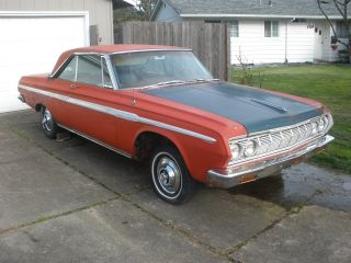 1964 Plymouth Sport Fury 383 - 4 Speed photo