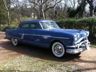 1954 Packard Patrician Touring Sedan photo