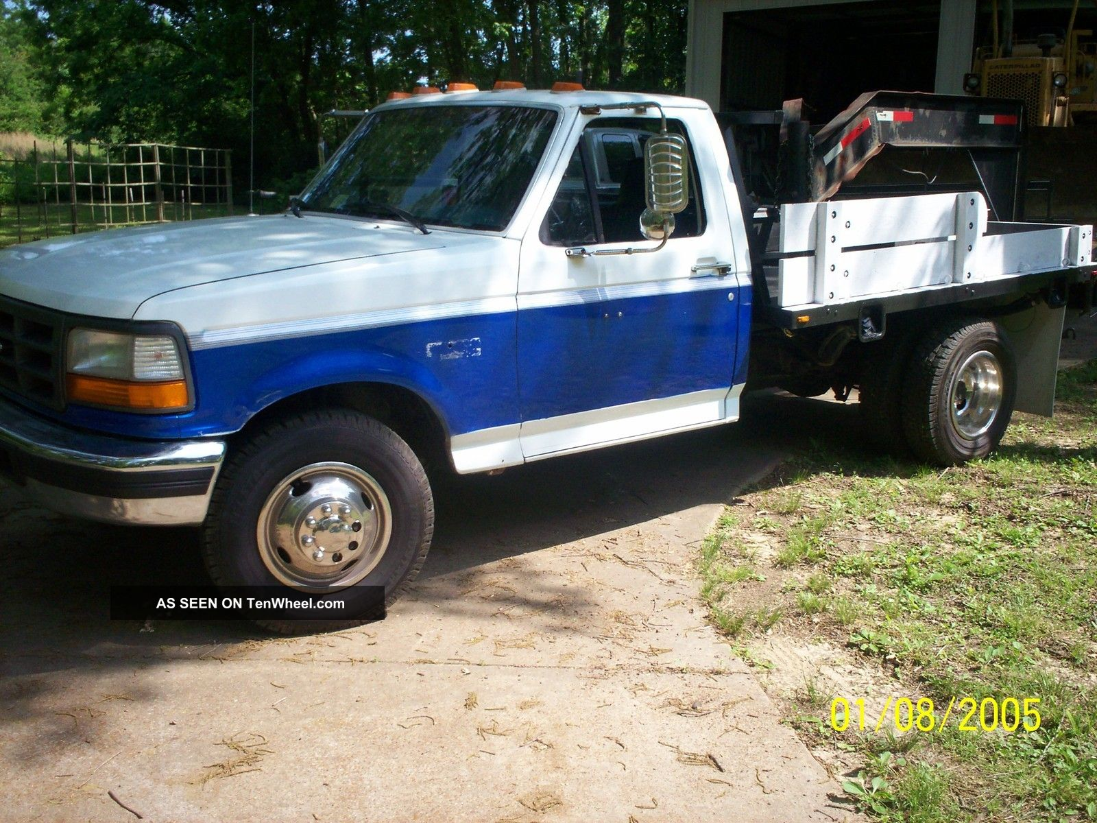 1997 ford f350 dually 7 3 turbo diesel. Black Bedroom Furniture Sets. Home Design Ideas