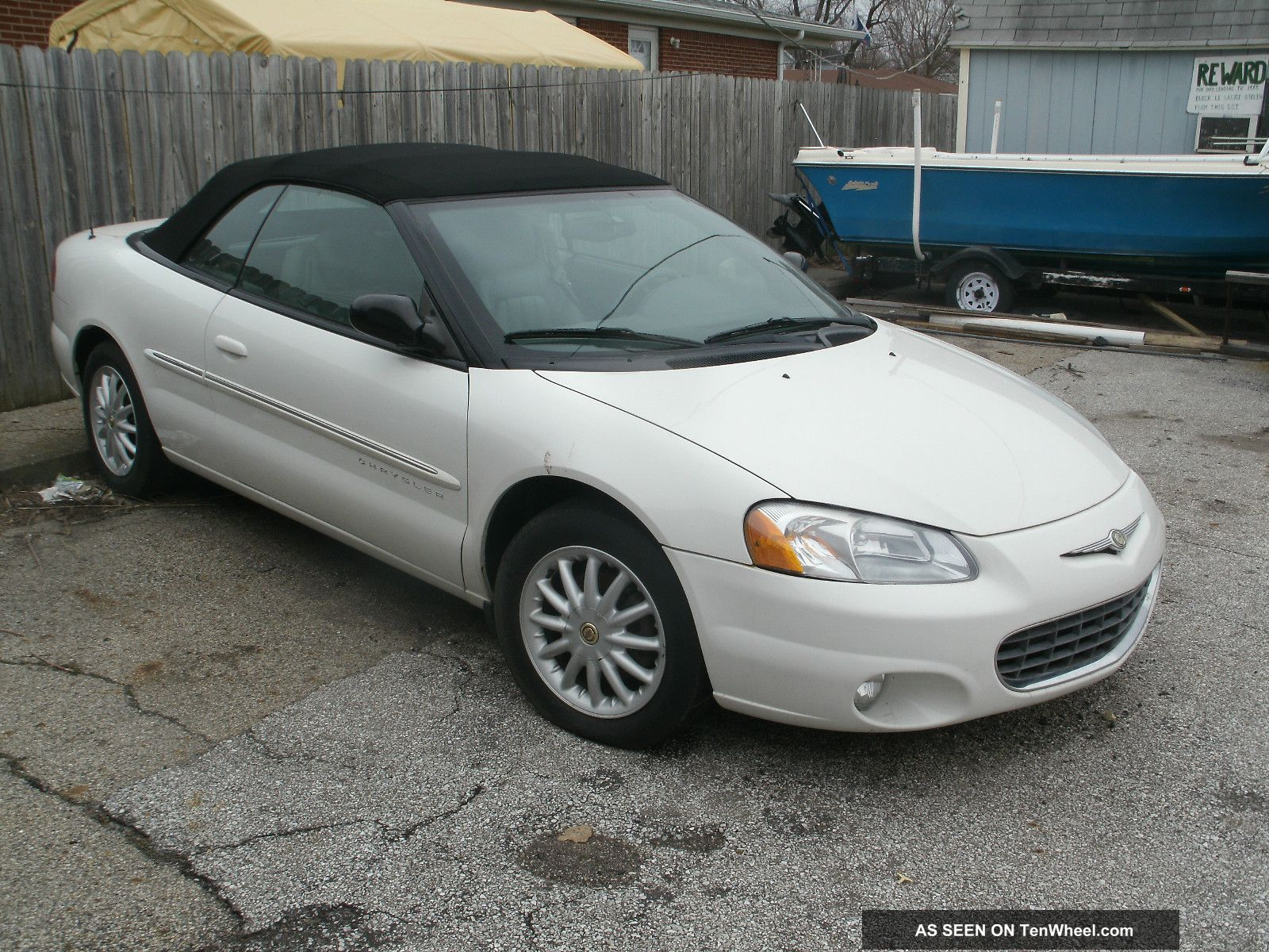 touring hardtop sebring listing convertible chrysler listings auto inventory canpak inc